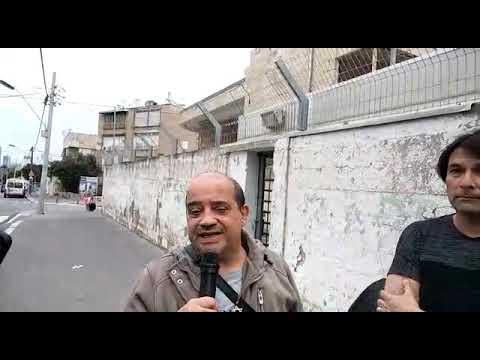 צפו: אלאור אזריה הגיע לתמוך בלוחמי נצח יהודה