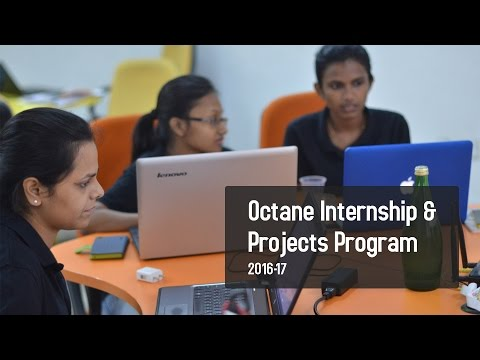 Summer Internship at Octane Marketing - Digital Marketing Domain