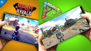 ARK Mobile ya en Android y Mas Zombies! - Top Mejores Juegos Android | Yes Droid