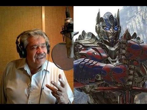 transformers 4 voz de optimus prime(blas garcia)