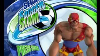 Sega Soccer Slam (PS2) - Attract Mode