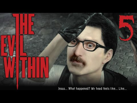 THE ITCH IS SPREADING   The Evil Within - Part 5  [60FPS / No Bars]