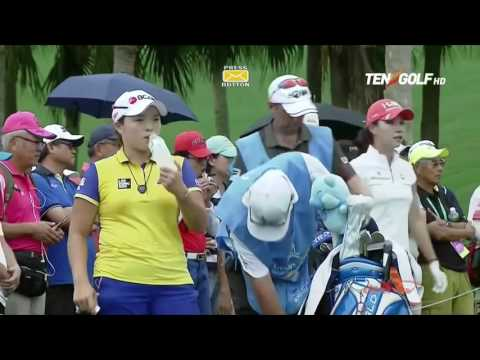 Hee Young Park(박희영) #2016.10.08 台灣富邦LPGA Championship Round 3 Video Clips