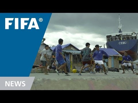 Match Against Poverty - Football for the Philippines