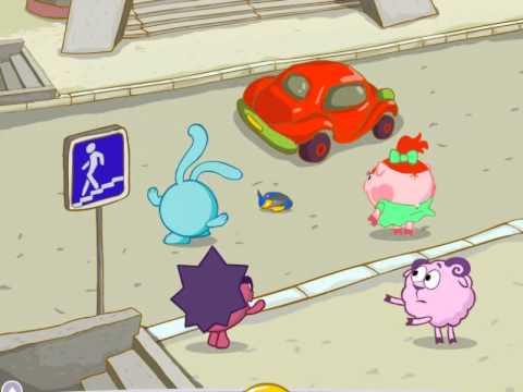 скачать игру смешарики правила дорожного движения через торрент - фото 4