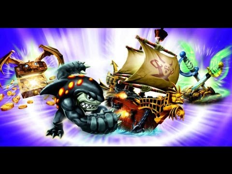 Skylanders: Spyro's Adventure — Chapter 24: Pirate Seas