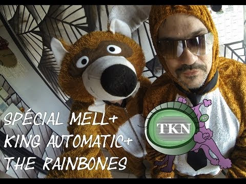Mell+King Automatic+rainbones