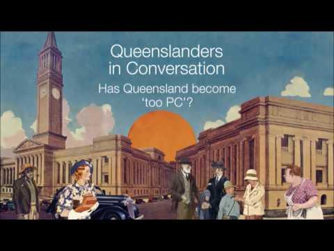 Queenslanders in Conversation November 2016
