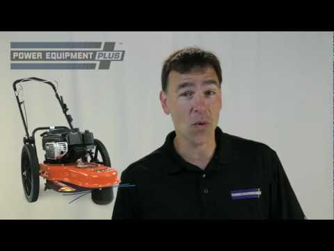 Buyers Guide - Choosing A Wheeled Trimmer (Power Equipment Plus)