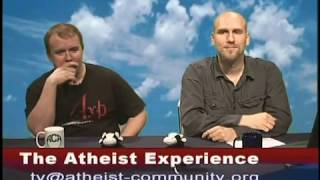 Atheist Experience #604: Kalam Cosmological Argument