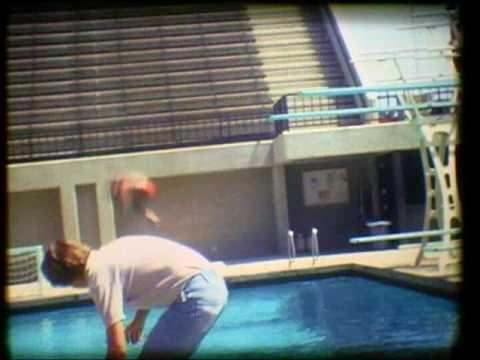 Sean 3 Meter Diving 1976
