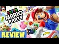 Super Mario Party is a Fun Party for the Nintendo Switch (Review)