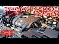 Przebieg montażu LPG Mazda CX-5 2.5 193 KM Skyactive bezpośredni wtrysk w EGP na auto gaz Landi