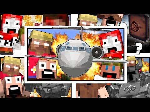 Lost Island  Full Minecraft Movie