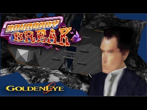 Off Camera Secrets | Goldeneye (N64) - Boundary Break
