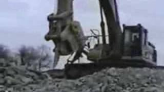 Video still for NYE Digital Pulverizer