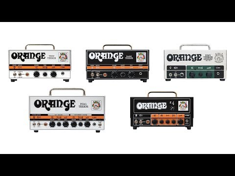 Orange History - The Terror Series