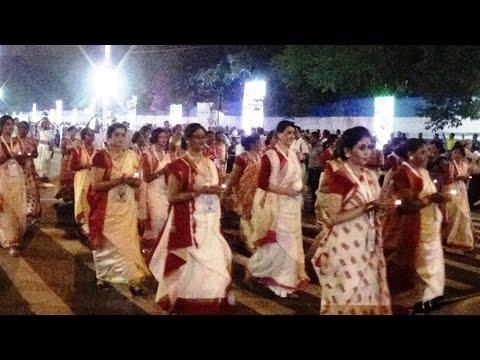 World's First Durga Puja Immersion Carnival at Kolkata India