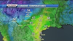 Coldest weather since early spring blows into Austin