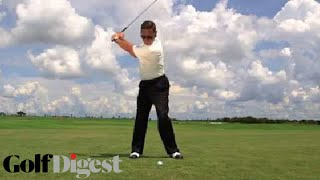 Sean Foley on How To Smash Your Irons   Golf Lessons   Golf Digest
