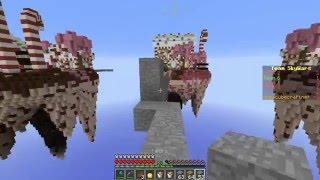 IMPRESIONANTE! ESTOY DESATADO!! - Sky Wars Minecraft