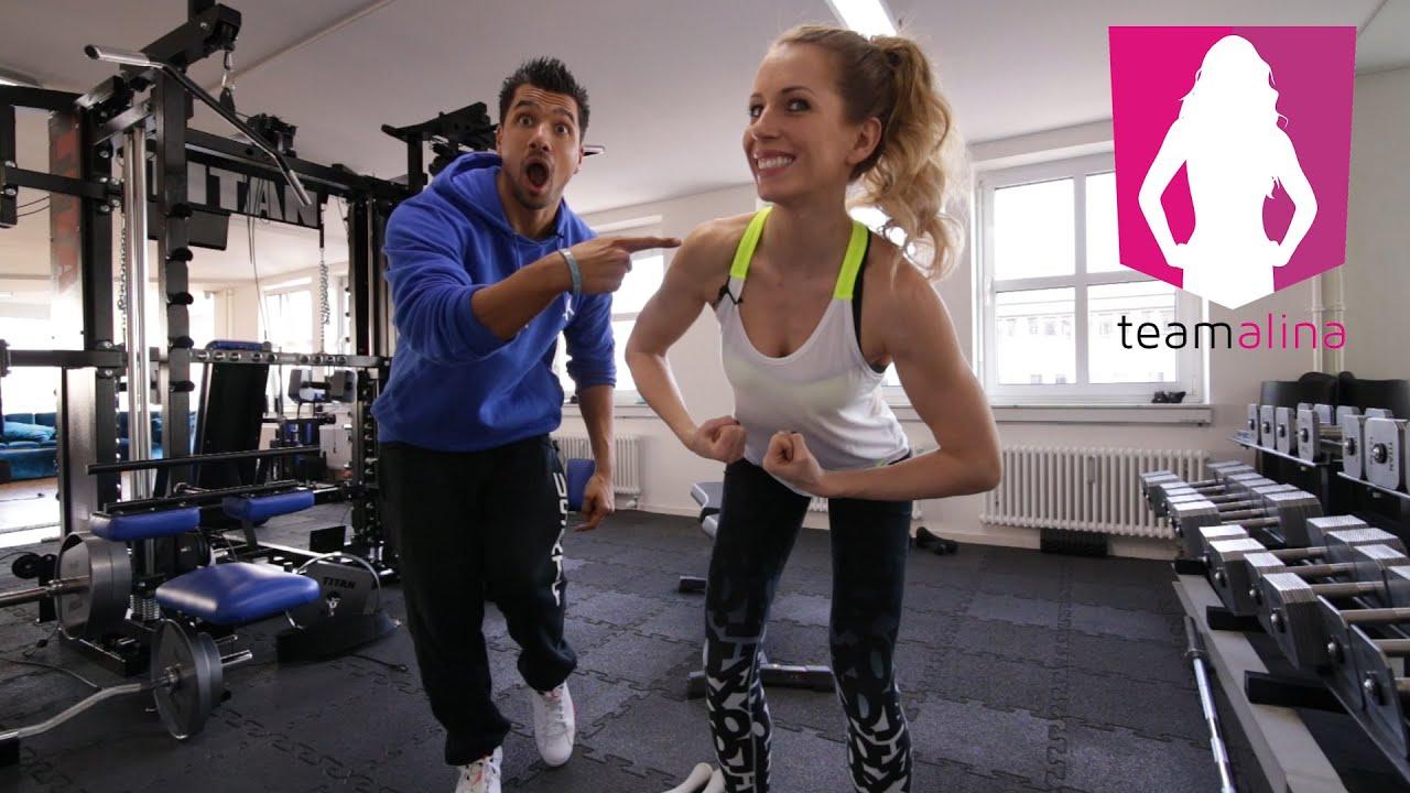 Definierte, straffe Schultern - Training für Frauen | www.size-zero ...