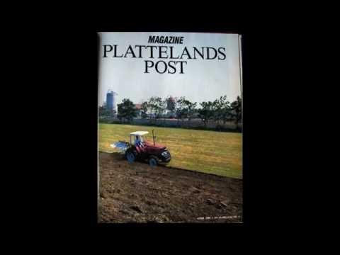 Plattelands Post magazine verandert in AgriVisie