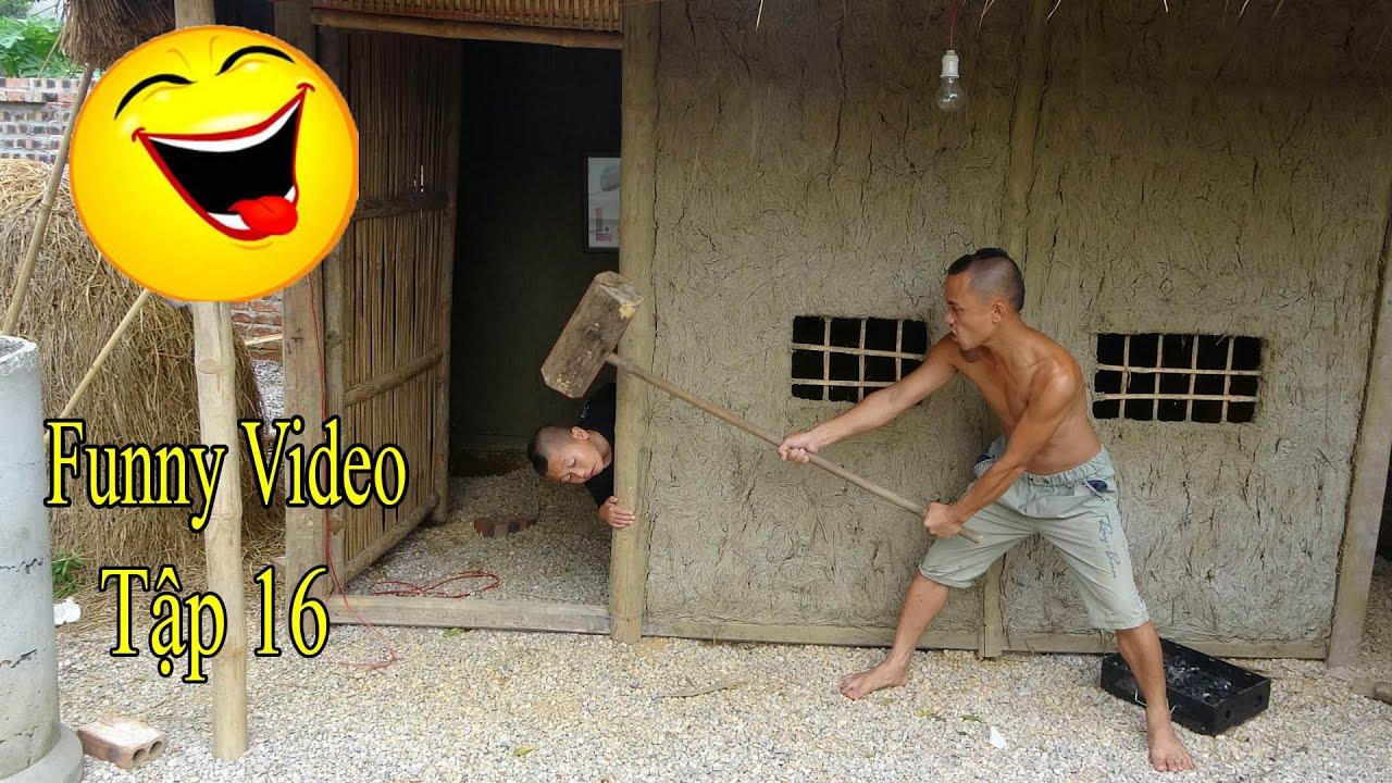 Xem Đi Xem Lại Cả 100000 Lần Vẫn Buồn Cười Với Mao Đệ //Comedy Videos 2019 - Episode 16 -Funny Vines