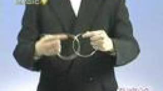 Repeat youtube video 【マジック・手品】 M1113 マジックリング