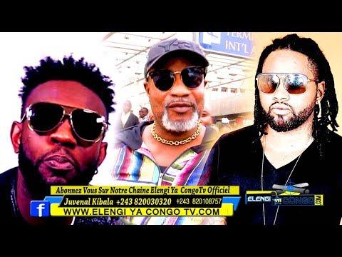 Flash !!! L'ingratitude De Ferre Gola Et Fabregas Envers Koffi Olomidé Bolanda Séparation Na Bango