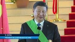 Le président chinois poursuit sa visite en Afrique