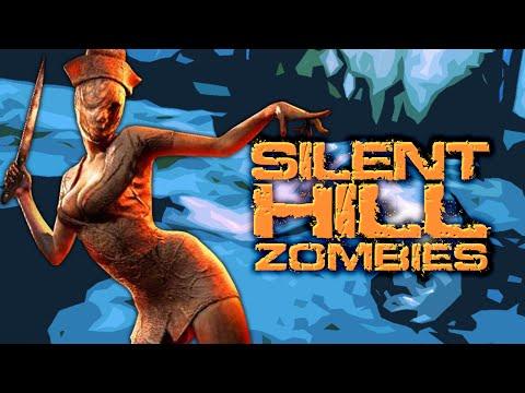 SILENT HILL ZOMBIES ★ Left 4 Dead 2 Mod (L4D2 Zombie Games)