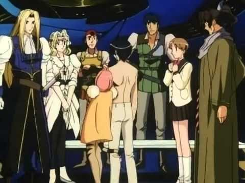 The Vision of Escaflowne Episode 1 from YouTube · Duration:  24 minutes 22 seconds