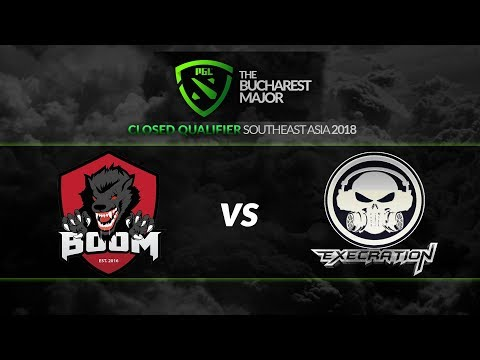 BOOM.ID (ID) vs EXECRATION (PH) (BO3)  @PGL The Bucharest Major - SEA Group Stage Day 3