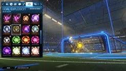 Rocket League Season 10 Rewards w/ Audio