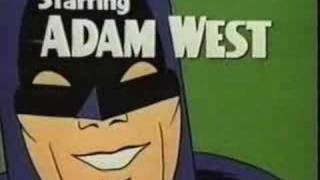 1960s Batman Television Series Intro - Season 3