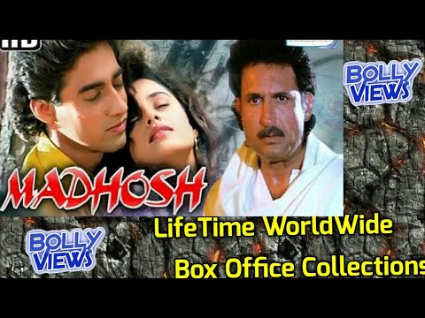 MADHOSH Bollywood Movie LifeTime WorldWide Box Office Collections Verdict Hit Or Flop
