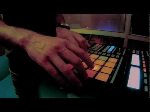 Bass Kleph - Touchdown LA and Hungry For The Power (Live On Maschine)