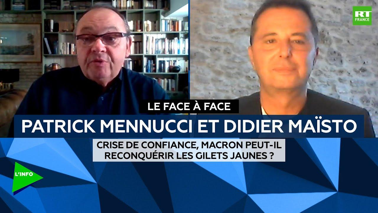 Le face-à-face : crise de confiance, Macron peut-il reconquérir les Gilets jaunes ?