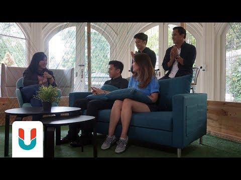 HiVi! - Siapkah Kau 'tuk Jatuh Cinta | Live at kumparan