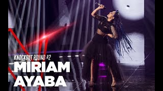 "Miriam Ayaba  ""Work Bitch"" - Knockout - Round 2 - TVOI 2019"