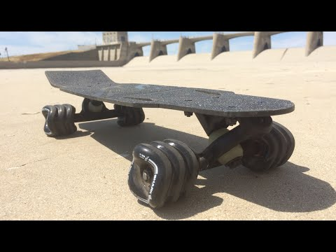 121C Boards: The Out of this World Cruiser Skateboard