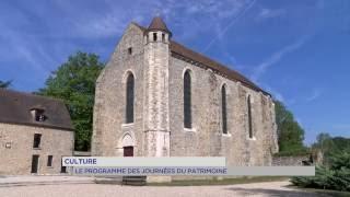 Culture : le programme des journées du patrimoine