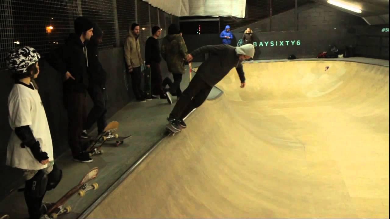 Krampus Bowl Jam - BaySixty6 - YouTube 681522d12068