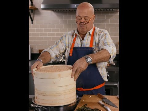 Andrew Zimmern Cooks: Cooking With Bamboo Steamers