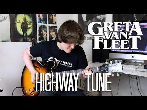 Highway Tune - Greta Van Fleet Cover (Desktop Version)