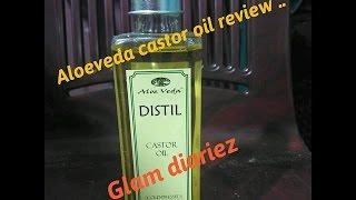 Aloeveda castor oil review (Best oil  for hairgrowth)
