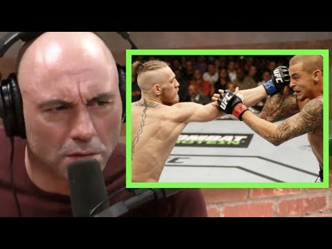 Joe Rogan on Conor McGregor vs. Dustin Poirier Rematch Rumors