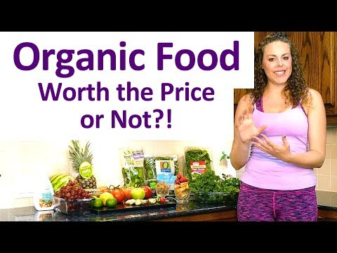 Would you like to Start… Eating Organic