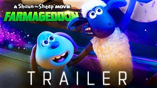 Shaun the Sheep Movie: Farmageddon: OFFICIAL TRAILER 2